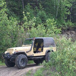 1991 jeep yj 2.5l