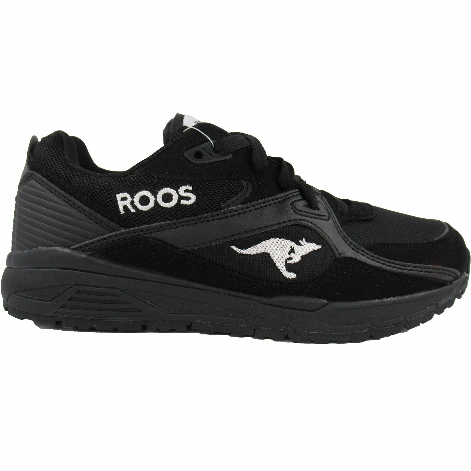 KangaROOS Roos Mens Runaway Pocket Tongue Retro Casual Classic Athletic Shoes 1