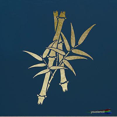трафареты & шаблоны Bamboo #1 Stencil