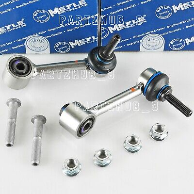 Meyle Set of 2 Rear Sway Bar Link for AUDI VW 06-17 OE #: 1K0505465K
