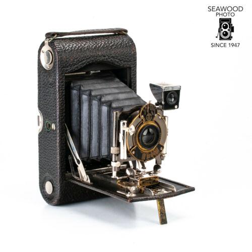 Kodak No. 3 Folding Pocket Model H GOOD+