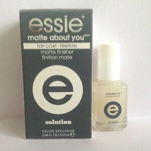 Essie Matte About You Matte Nail Polish Top Coat 13.5ml ...