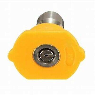 Pressure Washer Spray Tip 15 Degree Yellow 15045 400001545  Frbi 090