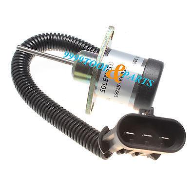 Fuel Shut Off Solenoid Valve For Bobcat 337 341 425 428 430 435