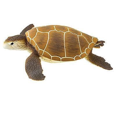 Green Sea Turtle Wild Safari Figure Safari Ltd New Toys Educational Kids Adults