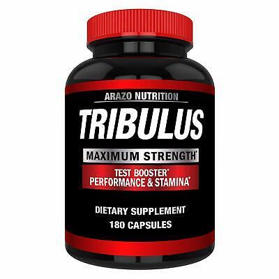 Tribulus Terrestris Extract Powder - Testosterone Booster with Estrogen Blocker