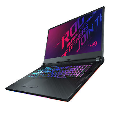 ASUS ROG Strix G731 Core i7-9750H 17.3 RTX 2060 32GB RAM 1TB SSD - Windows 10