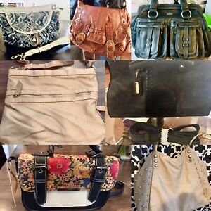 High End Fashion Handbags- New or Like New Condition