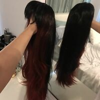 100% synthetic LongHair  Wig