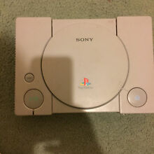 Ps1 Console Taylors Hill Melton Area Preview