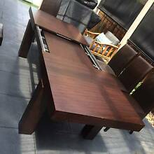extendable dining table Aspendale Gardens Kingston Area Preview