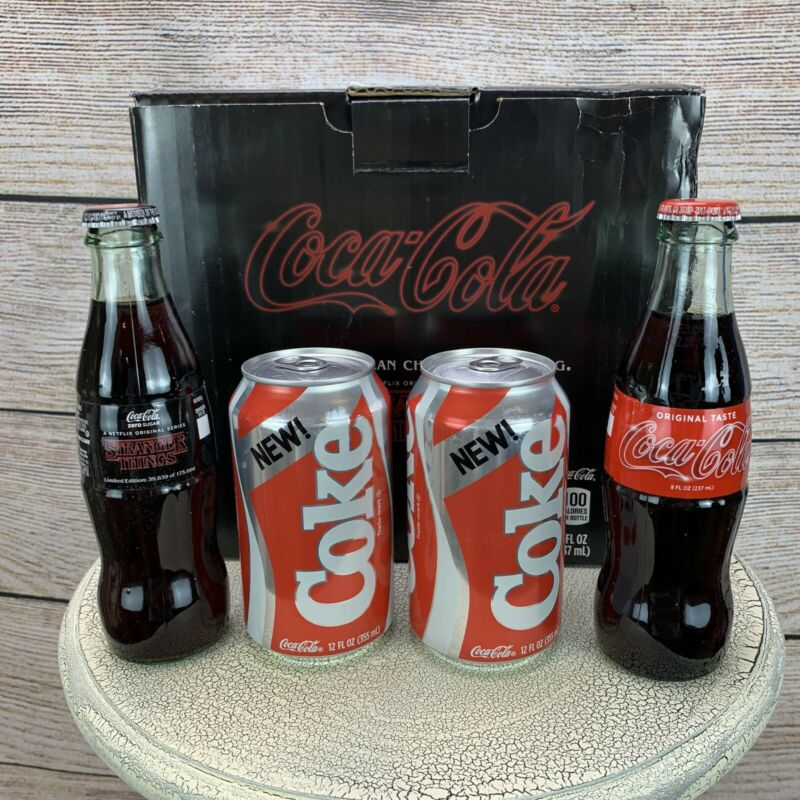 Stranger Things - New Coke 1985 Limited Edition Collector