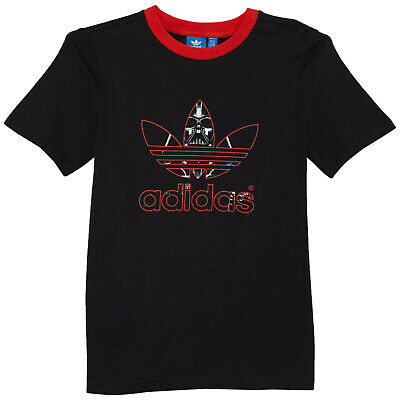 Adidas Originals Star Wars T Shirt Short Sleeve Boys T Shirts Sports Kids Tee