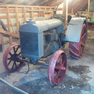 1923 Fordson Tractor