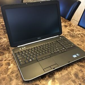 Excellent Condition- Dell Latitude E5520