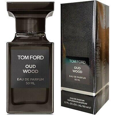 TOM FORD OUD WOOD EDP MEN AUTHENTIC FACTORY SEALED EAU DE PARFUM NEW 50ML 1.7OZ