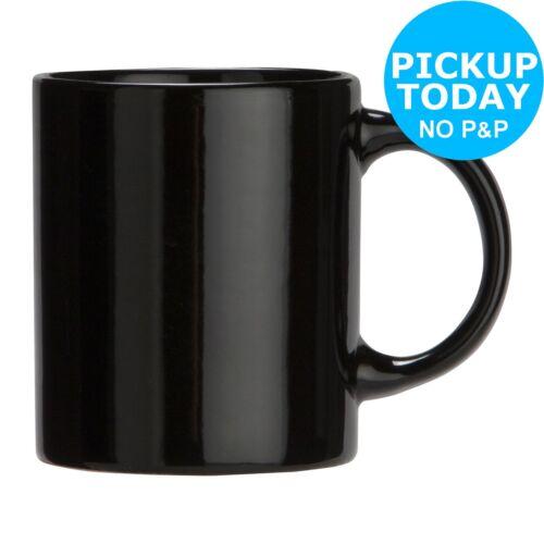 Argos Home Set Of 4 Mugs Grey 5057006383922 Ebay