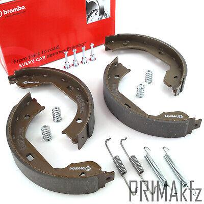Brembo Zapatas Kit + Set Accesorios BMW E39 E60 E61 E63 E64...