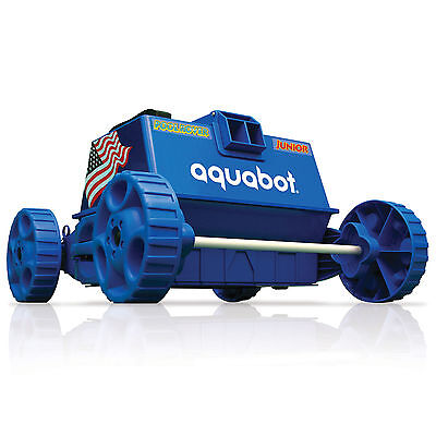 Aquabot Pool Rover Junior APRVJR Above Ground Robotic Swimming Pool Cleaner