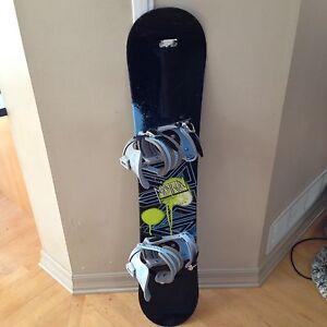 Morrow snowboard, 138 cm