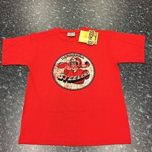 Illawarra Steelers T-Shirt Allambie Heights Manly Area Preview