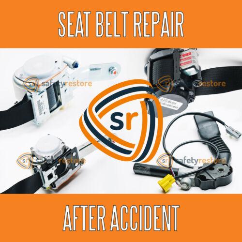 For Dodge Seat Belt Repair After Accident Pretensioner Rebuild Recharge