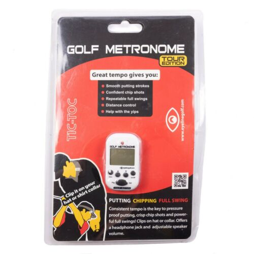 EyeLine Golf Metronome Tour Edition Putting Chipping Full Swing Training Aid
