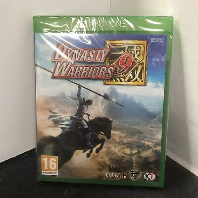 Dynasty Warriors 9 Xbox One Game - New and Sealed