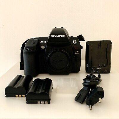 Olympus E3 digital camera