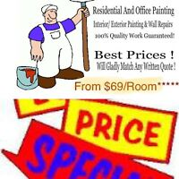 Special Offer Painter $69