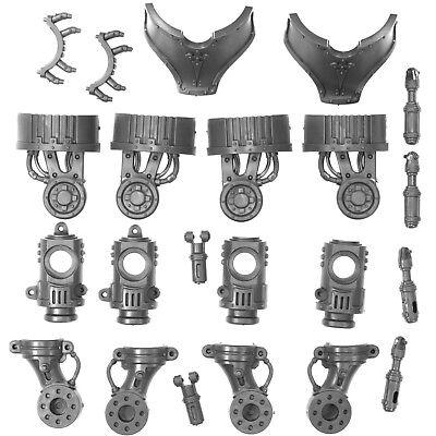Warhammer 40K Bits  Imperial Knight Castellan   Arms X2