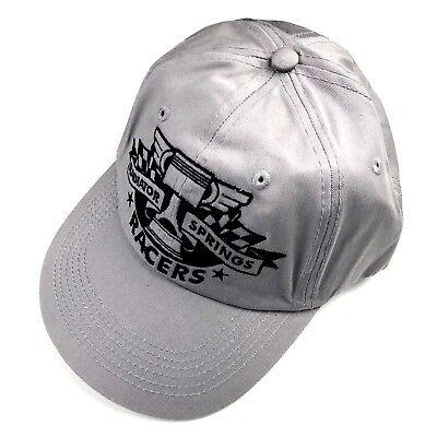 Disney Parks Men Radiator Springs Racers Hat Cap Embroidered