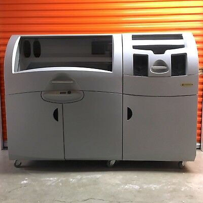 Zprinter 650 Color 3d Printer - Previous Model To The Projet 660pro
