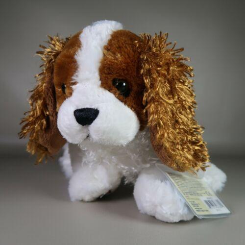 GANZ Webkinz Plush Toy King Charles Spaniel - Sealed Unused Code Tag - HM482 New