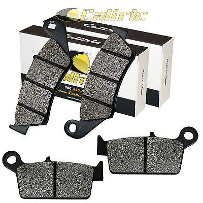 FRONT REAR BRAKE PADS YAMAHA YZ250 COMPETITION 250 1998-2002 FRONT REAR PADS