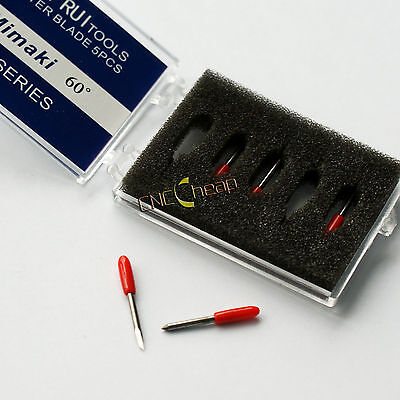 5pcs 60 Blades Fit For Mimaki Vinyl Cutter Cutting Plotter