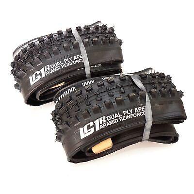 e*thirteen LG1 Race All-Terrain A/T Bike Tire Tubeless Folding DH Enduro Gen3
