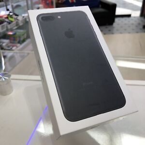as new iphone 7 plus 256gb black box unlocked tax invoice wrty Surfers Paradise Gold Coast City Preview