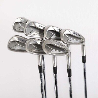 Mizuno Iron Set MX 17 / Steel / 5-SW / Dyna Flex Regular