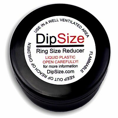 DipSize - Ring Size Reducer - Like a ring guard but better!