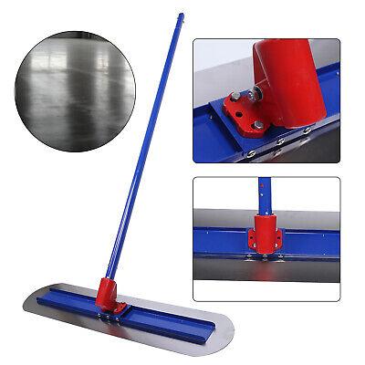 Concrete Bull Float Kit Trowel Float Floor Wiping Finishing Tool Kit Stainless