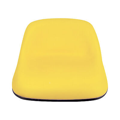 A I Low-back Universal Replacement Lawn Mower Seat - Yellow Model Lms2002yl