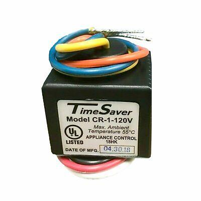 Lvs Timesaver Cr-1-120v Low Voltage Closet Relay 120v