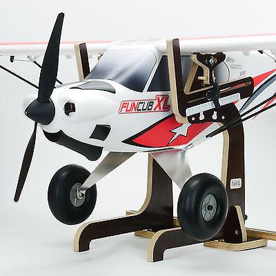 für Segelflugzeug F3B Teil-Q Schwerpunktwaage XXL Black Edition Kunstflug