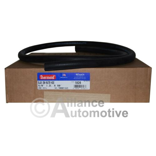 "Thermoid Premium OEM 5/8"" Black Heater Hose By the Foot"
