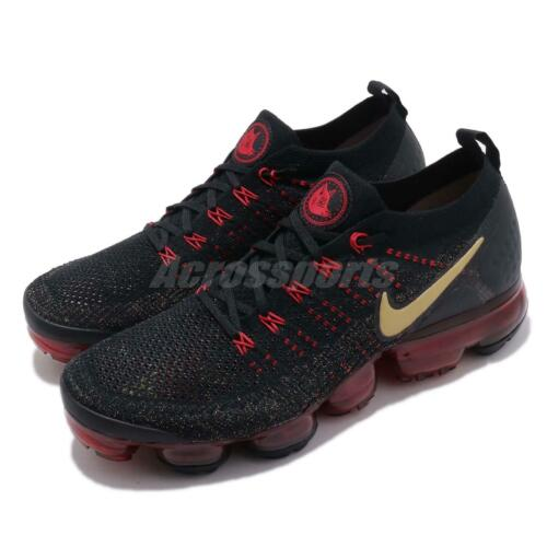 e2f4c87494a Nike Air Vapormax FK 2 CNY Flyknit Chinese New Year Men Shoes Sneaker  BQ7036-001