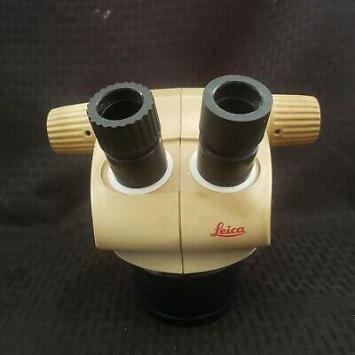 Jm Leica Gz4 Microscope Head