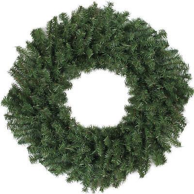 "Northlight 30"" Canadian Pine Artificial Christmas Wreath - U"