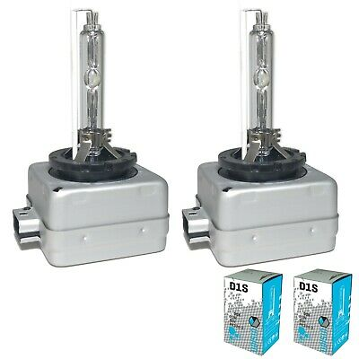 D1S Original Replacement HID Xenon Headlight for models with Xenon Pack of 2