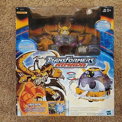 NEW MISB French Canada Hasbro Unicron Dead End Mini Con Transformers Armada 2003